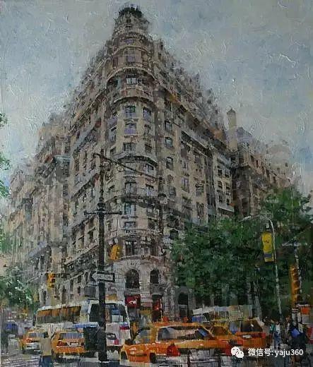 美国艺术家马克·拉格绘画作品插图43