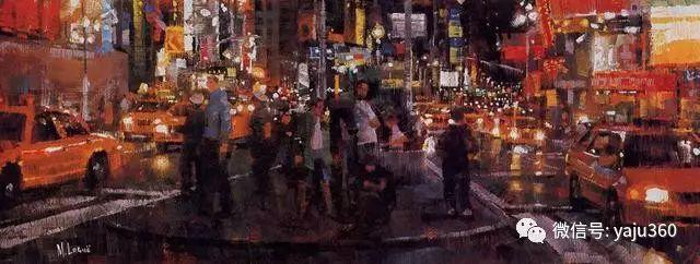 美国艺术家马克·拉格绘画作品插图47