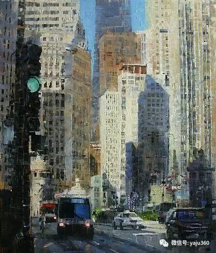 美国艺术家马克·拉格绘画作品插图49