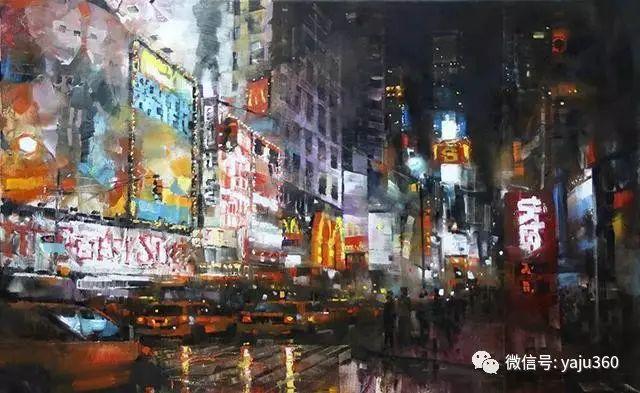 美国艺术家马克·拉格绘画作品插图65