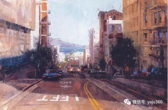 美国艺术家马克·拉格绘画作品插图67