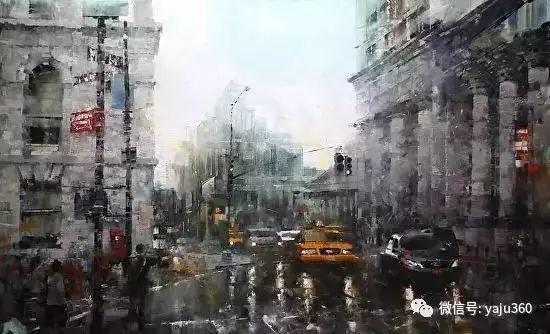 美国艺术家马克·拉格绘画作品插图81