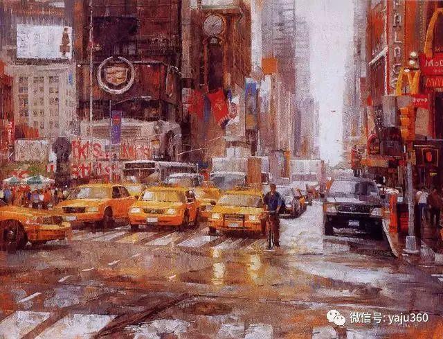 美国艺术家马克·拉格绘画作品插图87