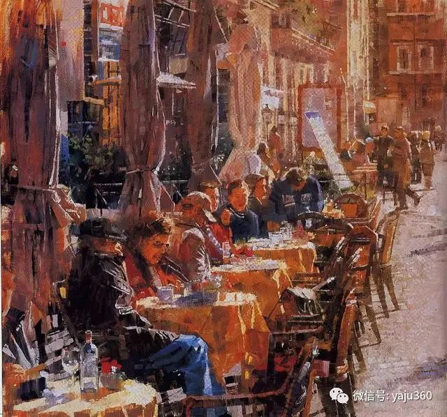 美国艺术家马克·拉格绘画作品插图89
