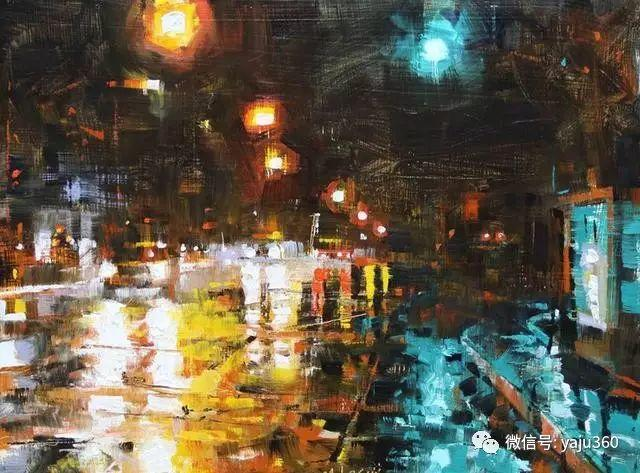 美国艺术家马克·拉格绘画作品插图105