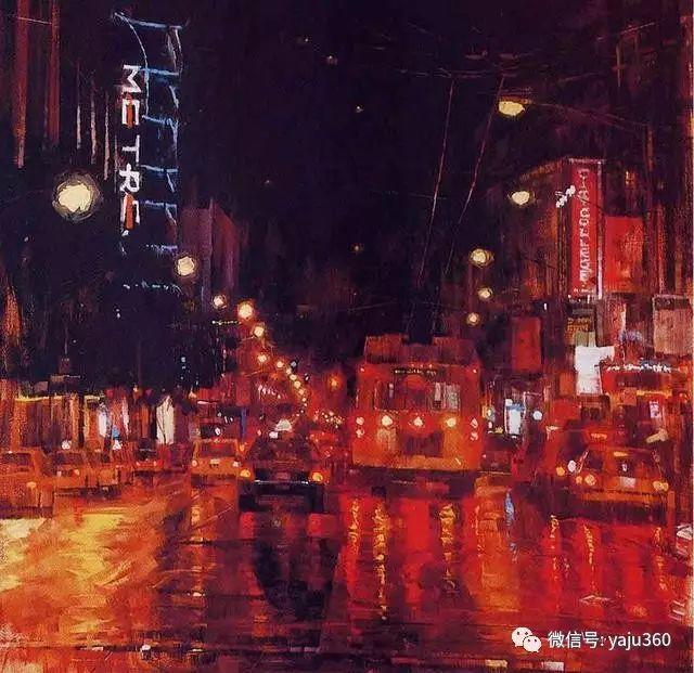 美国艺术家马克·拉格绘画作品插图107