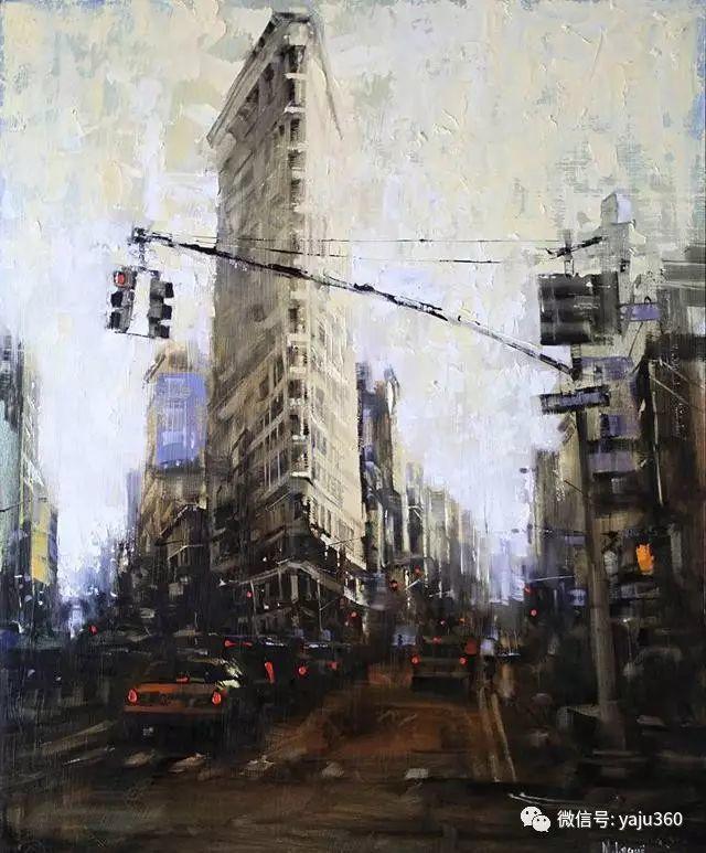 美国艺术家马克·拉格绘画作品插图109