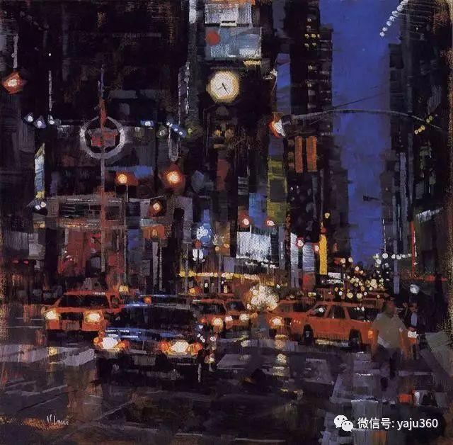美国艺术家马克·拉格绘画作品插图111