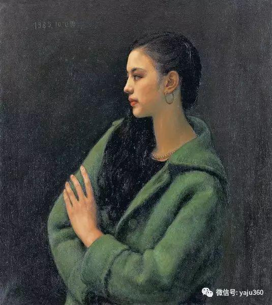 中国美术馆油画藏品赏[五]插图7