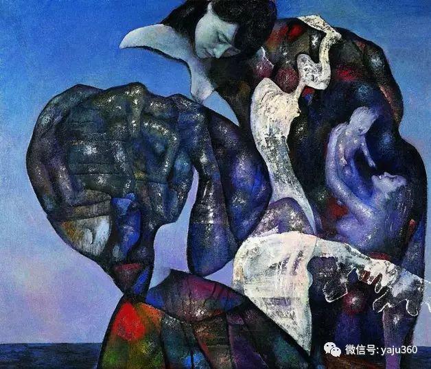 中国美术馆油画藏品赏[五]插图9