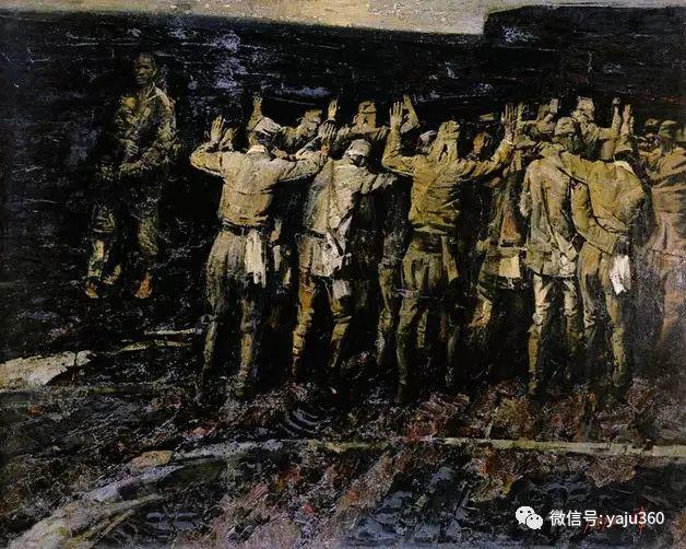 中国美术馆油画藏品赏[五]插图11