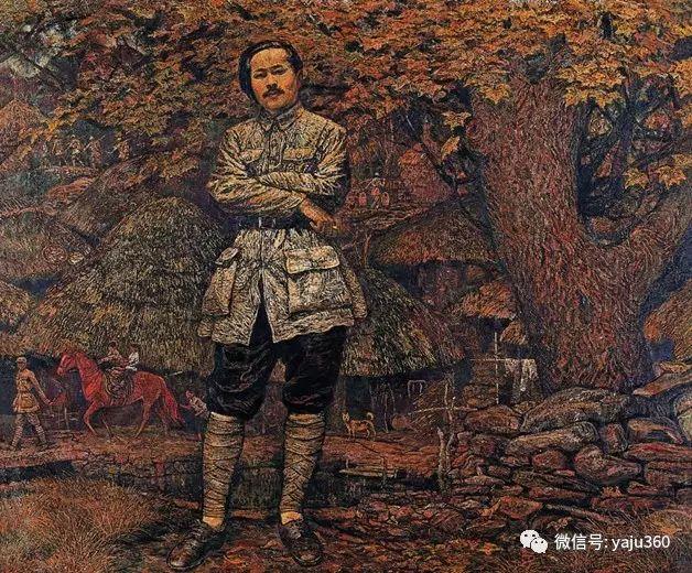 中国美术馆油画藏品赏[五]插图17