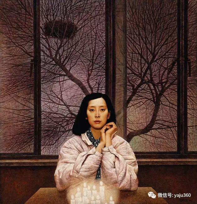中国美术馆油画藏品赏[五]插图21