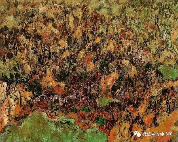 中国美术馆油画藏品赏[五]插图23