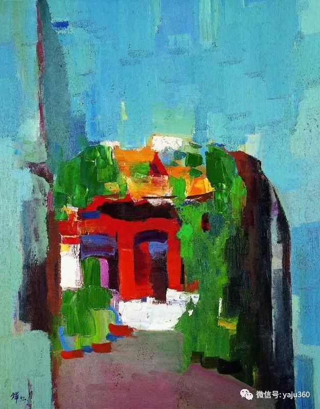 中国美术馆油画藏品赏[五]插图29