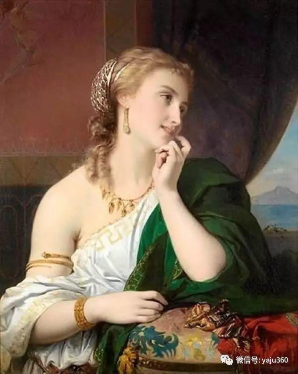最后一位前拉斐尔画派的画家–弗兰克·卡多根·考伯插图5