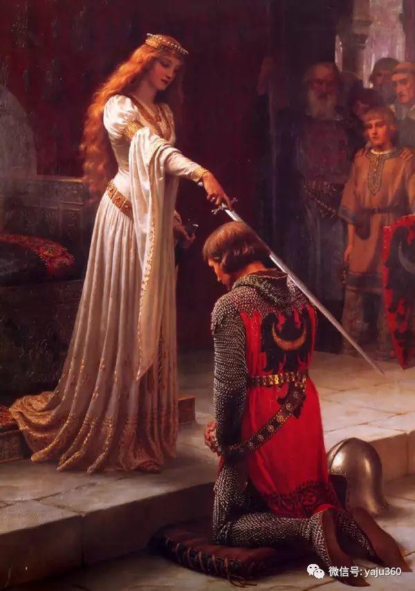 最后一位前拉斐尔画派的画家–弗兰克·卡多根·考伯插图9