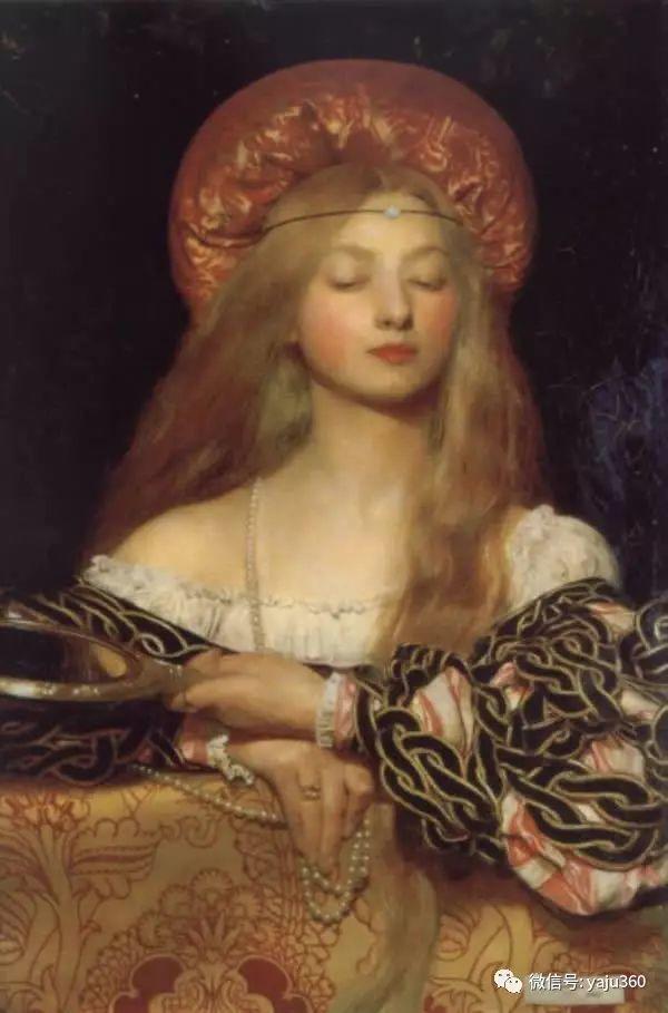 最后一位前拉斐尔画派的画家–弗兰克·卡多根·考伯插图11