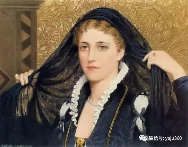 最后一位前拉斐尔画派的画家–弗兰克·卡多根·考伯插图19