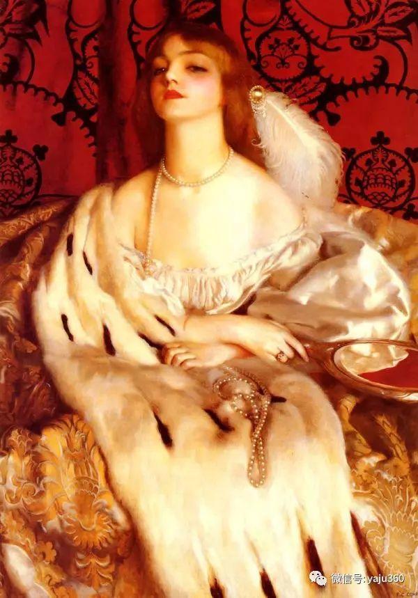 最后一位前拉斐尔画派的画家–弗兰克·卡多根·考伯插图21