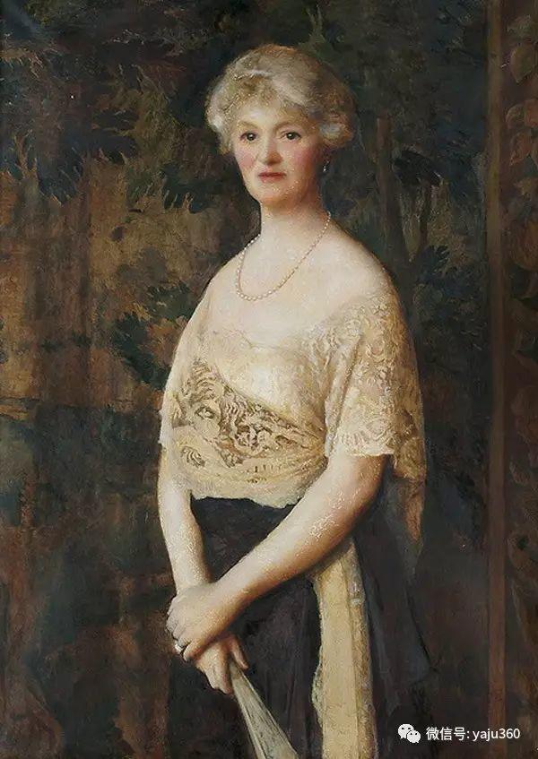 最后一位前拉斐尔画派的画家–弗兰克·卡多根·考伯插图27