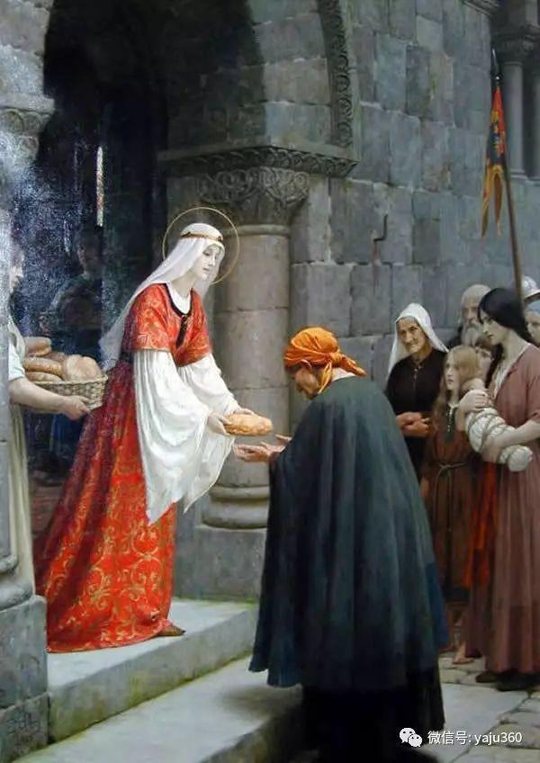 最后一位前拉斐尔画派的画家–弗兰克·卡多根·考伯插图29
