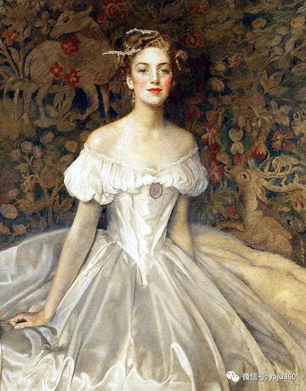 最后一位前拉斐尔画派的画家–弗兰克·卡多根·考伯插图31