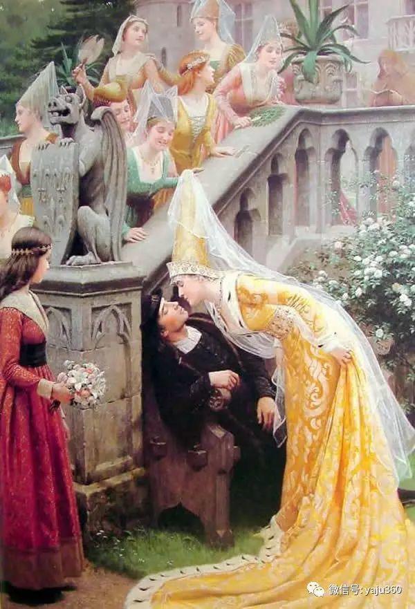 最后一位前拉斐尔画派的画家–弗兰克·卡多根·考伯插图33