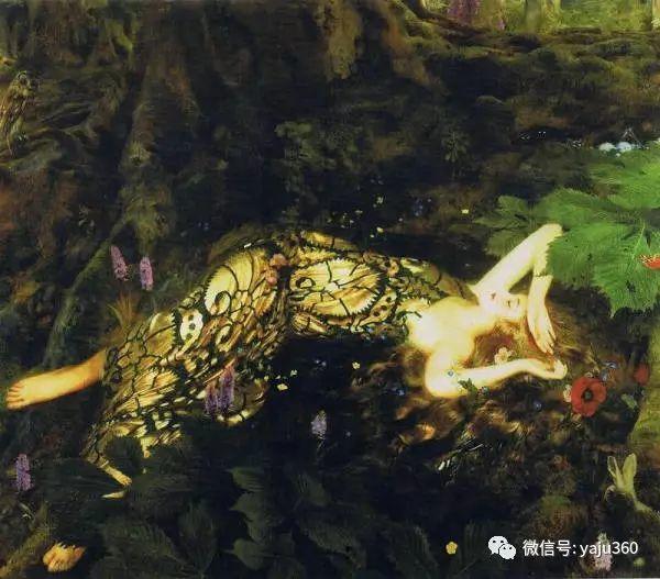 最后一位前拉斐尔画派的画家–弗兰克·卡多根·考伯插图37