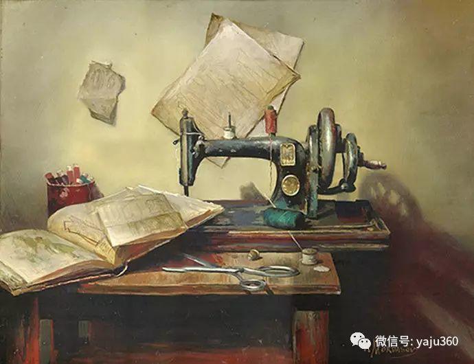 美国VictorMordasov绘画欣赏插图43