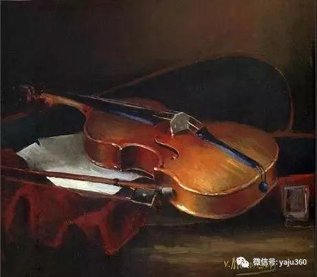 美国VictorMordasov绘画欣赏插图65