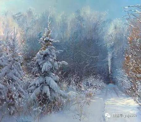 美国VictorMordasov绘画欣赏插图75