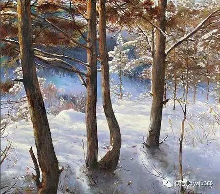 美国VictorMordasov绘画欣赏插图87
