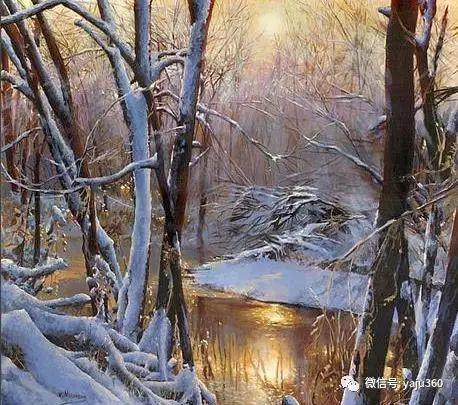 美国VictorMordasov绘画欣赏插图89