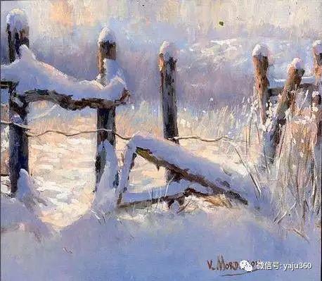 美国VictorMordasov绘画欣赏插图95