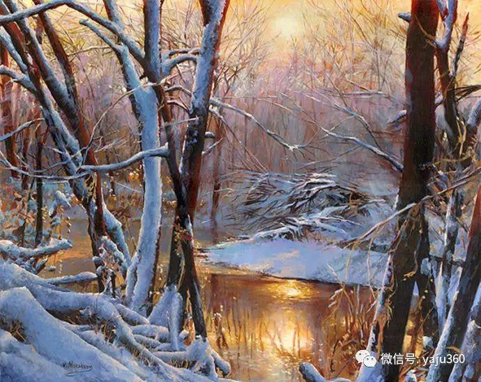 美国VictorMordasov绘画欣赏插图117