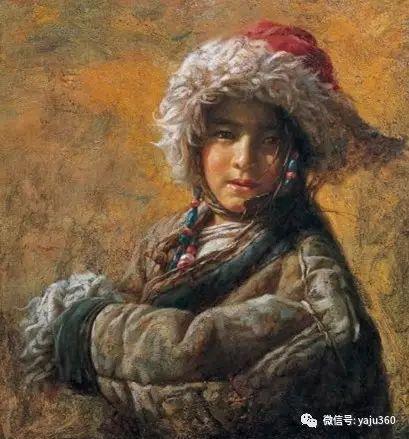 淳朴主题的油画欣赏插图21