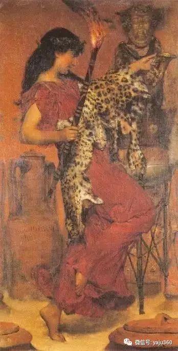英国阿尔玛塔德玛古典主义绘画插图23