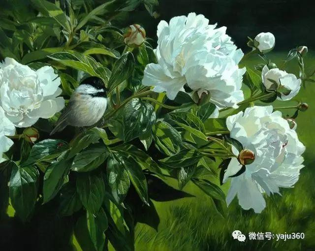 加拿大Julia Hargreaves花鸟绘画插图75