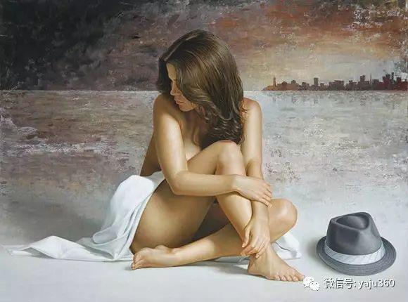 超写实人体油画欣赏插图3