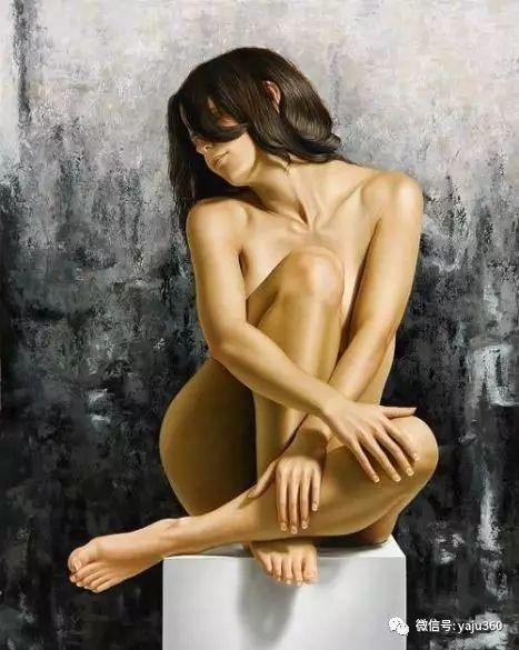 超写实人体油画欣赏插图23