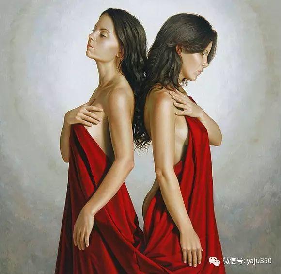 超写实人体油画欣赏插图25