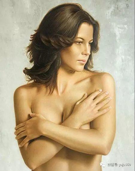 超写实人体油画欣赏插图31