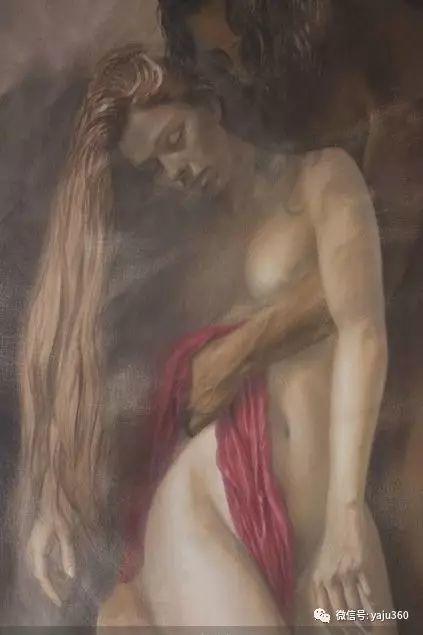 智利西芬特斯人物绘画欣赏插图11