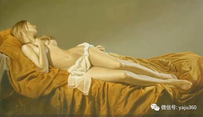 智利西芬特斯人物绘画欣赏插图35