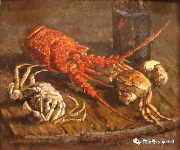 李庆油画人物作品欣赏插图23