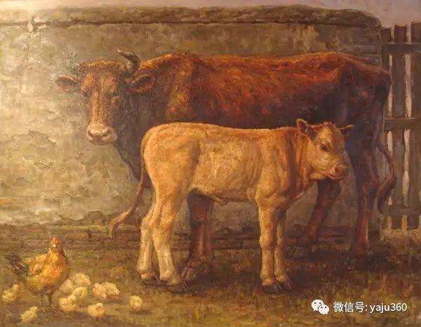 李庆油画人物作品欣赏插图33