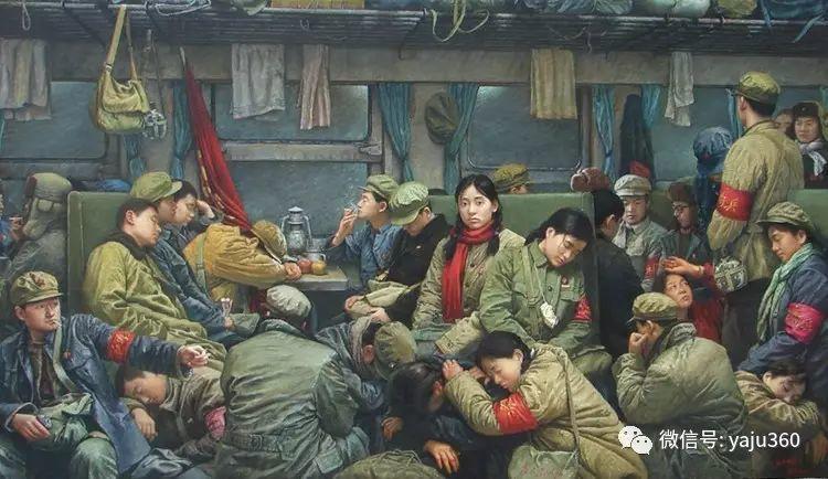油画世界:文革题材油画插图3