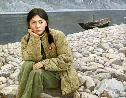 油画世界:文革题材油画插图9