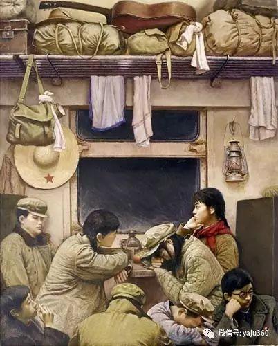 油画世界:文革题材油画插图13